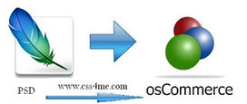 PSD to osCommerce: A Quality E-commerce Solution to create E-store. | css4me | Scoop.it