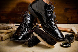 Shoe Speaks Louder than Words and the shinier the better | Shoe Shine in Melbourne | Scoop.it