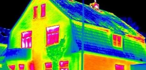 Les drones au service de la thermographie à Orléans | Soutenir les start-ups! | Scoop.it