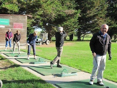 « On peut commencer le golf à n'importe quel âge » , Saint-Cast-le-Guildo 13/10/2013 - ouest-france.fr | Nouvelles du golf | Scoop.it