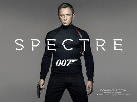 The Brands In Spectre — 007 Product Placement in James Bond's 24th Film | Brand Marketing & Branding | Scoop.it