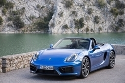 Porsche Launches The Boxster GTS & Cayman GTS in India | Machines Review | MachinesReviews | Scoop.it