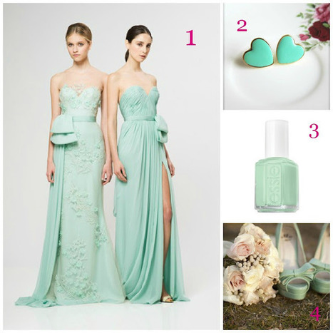 Il blog di Eventi Speciali: Estate verde menta | Non solo weddings | Scoop.it