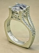 White Gold in Jewelry | Wedding Rings | Beauty and Health | Scoop.it