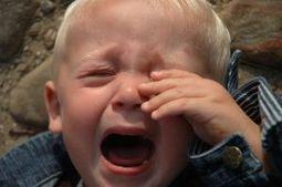 Pourquoi les enfants pleurent-ils lorsqu'ils sont fatigués? | Parent Autrement à Tahiti | Scoop.it
