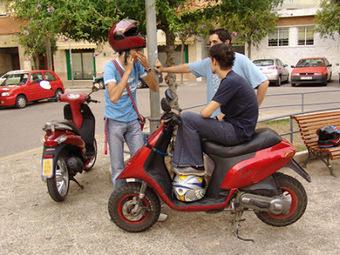 elorientablog: Si suspendes todo, te compro una moto   Intervención socioeducativa 2.0   Scoop.it