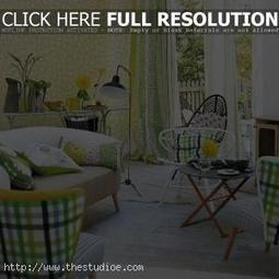 Living Room Ideas: Happy Summer Theme For Living Room Decoration, living room ideas, themes for living rooms ideas ~ TheStudioe | Home Design Ideas | Scoop.it