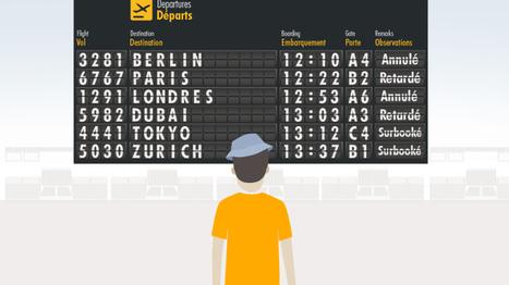 Vol retardé ou annulé : les compagnies Françaises lancent un service SAV ! [Vidéo]   Air News   Scoop.it