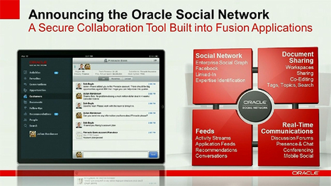 The Oracle Social Network | Teaching in the XXI Century | Scoop.it
