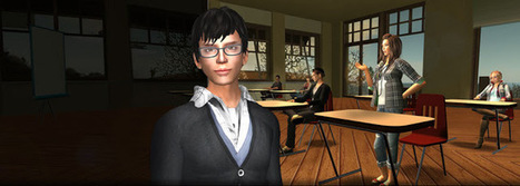 Virtual Worlds and Education  | 3D Virtual-Real Worlds: Ed Tech | Scoop.it