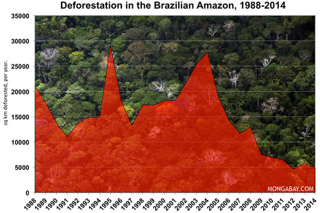 "Norway pays Brazil $1B to fulfill pledge for curbing deforestation (""getting paid for keeping still"") 