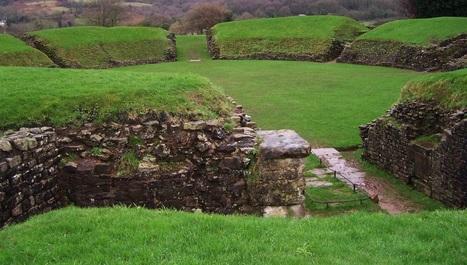 8 Roman Ampitheatres in Britain | Ancient World | Scoop.it