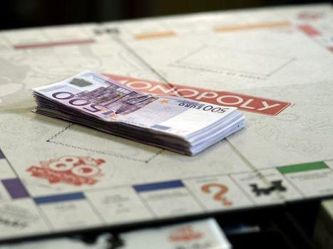 Le fait divers du jour : un gang trompe des bijoutiers avec des billets de Monopoly   J'écris mon premier roman   Scoop.it