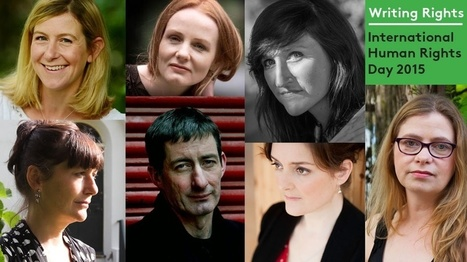 Writing Rights: authors mark Human Rights Day 2015 | The Irish Literary Times | Scoop.it