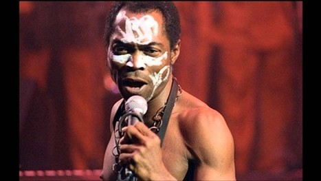 Today in History: Fela Anikulapo-Kuti is released from prison by Babaginda - Welcome to 9jalegal - Nigeria's Leading Legal Information and Services Portal   The Music Experience - International, AfroBeat, HipHop, Pop and R&B   Scoop.it
