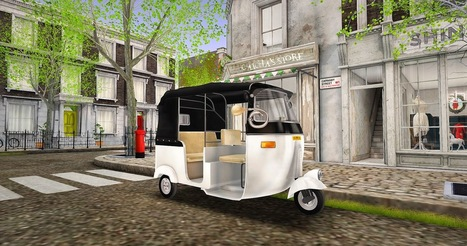 Great Second Life Destinations: London | 3D Virtual-Real Worlds: Ed Tech | Scoop.it