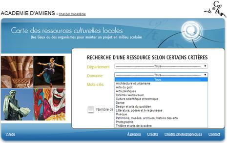 Carte des ressources locales pour monter un projet en milieu scolaire | Ressources pour les TICE en primaire | Scoop.it