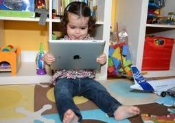 Toddlers may be at risk from technology, warn experts as new study shows use ... - New York Daily News | Early Learning Development | Scoop.it