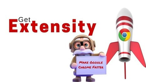 Extensity: The Essential Chrome Extension Everyone Needs | iCt, iPads en hoe word ik een ie-leraar? | Scoop.it