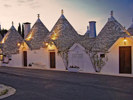 Alberobello Italy - beautiful troll huts | Italia Mia | Scoop.it