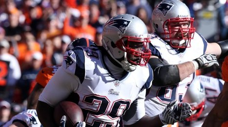 LeGarrette Blount hopes to return to Patriots in 2014 - SBNation.com   Sports   Scoop.it