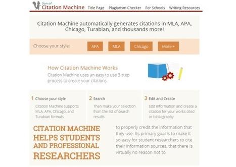 10 gestores de referencias bibliográficas a tener en cuenta para tus trabajos   Ferramentas na WEB   Scoop.it