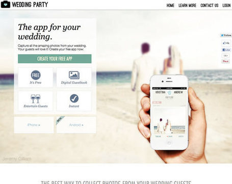 21 Beautiful iPhone App Websites | Tocquigny's ... | How to Grow Your Business Online | Scoop.it