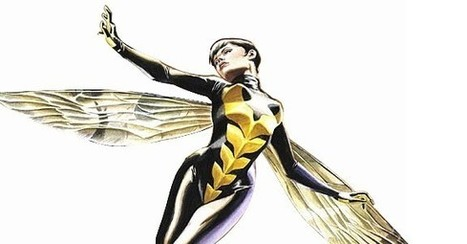 The Wasp Was Almost a Movie 'Avenger' - ComicsAlliance | Comic Books | Scoop.it
