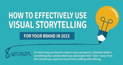 How to Effectively Use Visual Storytelling | Internet Marketing | Scoop.it