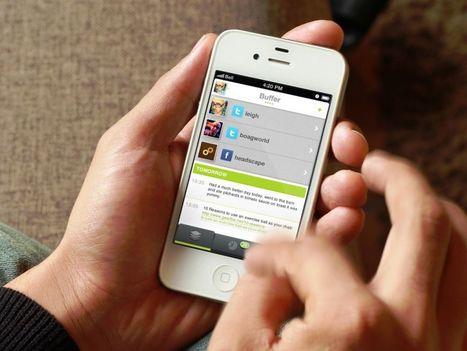 Tutoriel Buffer App : outil en ligne pour planifier des publications sur les réseaux sociaux | réseaux sociaux | Scoop.it