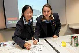 Students shaping future with FabLab - The Age | Peer2Politics | Scoop.it