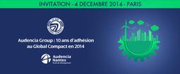 Audencia : 10 ans d'innovation pour la RSE | Responsabilité sociale des entreprises (RSE) | Scoop.it