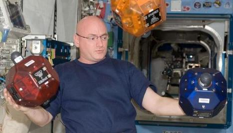 NASA's Scott Kelly Breaks U.S. Record for Most Time Spent in Space  - I4U News | Politics Daily News | Scoop.it