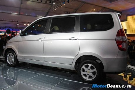 GM Putting Final Touches To Chevrolet Enjoy MPV | MotorBeam ... | Indian cars and bikes | Scoop.it