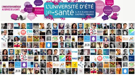 Engouement sur les réseaux pour l'Université e-santé 2015 : lancement du programme et des inscriptions ! à vous de jouer ! | Ils parlent de nous ! | Scoop.it