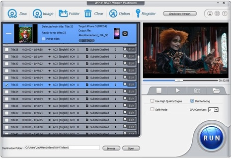 WinX DVD Ripper Platinum (PC) 50% Software Discount Coupon Code | Customized Rental Management Software | Scoop.it