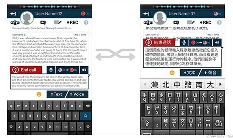 Want to chat in 29 languages?   smart phone   Scoop.it
