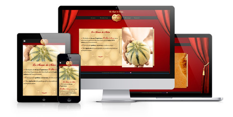 Site internet Drupal pour la Maison du Melon à Terraube | Création sites internet Drupal & Magento made in Gers - Toulouse | Scoop.it
