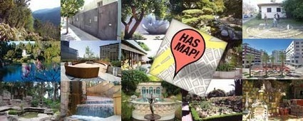 18 Secret Gardens and Green Spaces Hidden Around LA | Around Los Angeles | Scoop.it