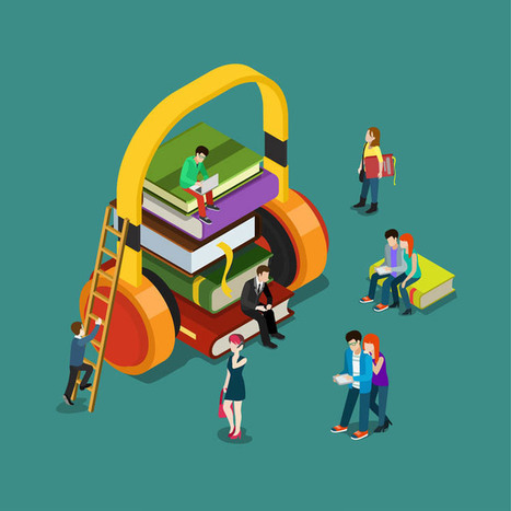 Why Audiobooks Are Not the Same Thing as Books | Digital Book World | Digital Book News | Scoop.it