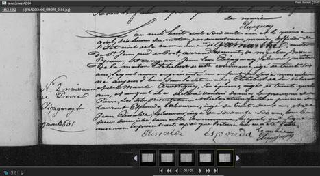 Retours vers les Basses-Pyrénées: Décédé en mer le 17 juillet 1898 | GenealoNet | Scoop.it