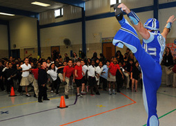 Maryland City Elementary School Earns Recognition for Wellness Initiatives | United Way | Scoop.it