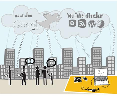 PARTICIPATORY SENSING 2/4 – Cities, citizens and Participatory Sensing | complexitys | Ciudad inteligente | Scoop.it