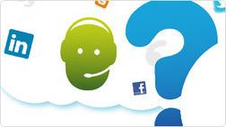 Le mini-guide du service client sur les réseaux sociaux de salesforce.com - Salesforce.com France | eTourisme & web marketing | Scoop.it