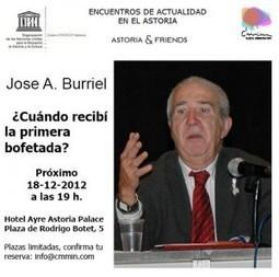 ¿Cuándo recibí la primera bofetada? – José Antonio Burriel | Red Social Glocal | Scoop.it