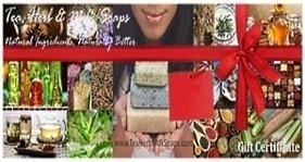 Rosemary, Green Tea & Shea Butter Soap | Richards Remedy | Scoop.it
