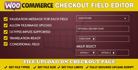 Best WooCommerce plugin to surge in eCommerce   Web Development Services   Scoop.it
