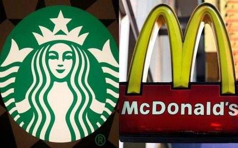 Revealed: 9 clever logos and what they really mean | Strange days indeed... | Scoop.it