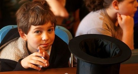 With the Help of These 7 Tricks Every Kid Can be a Great Magician | mysmartparenting | Scoop.it