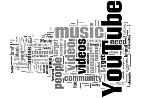 2 Big Reasons You Need To Promote ALL Your Music On YouTube | Music industry | Scoop.it